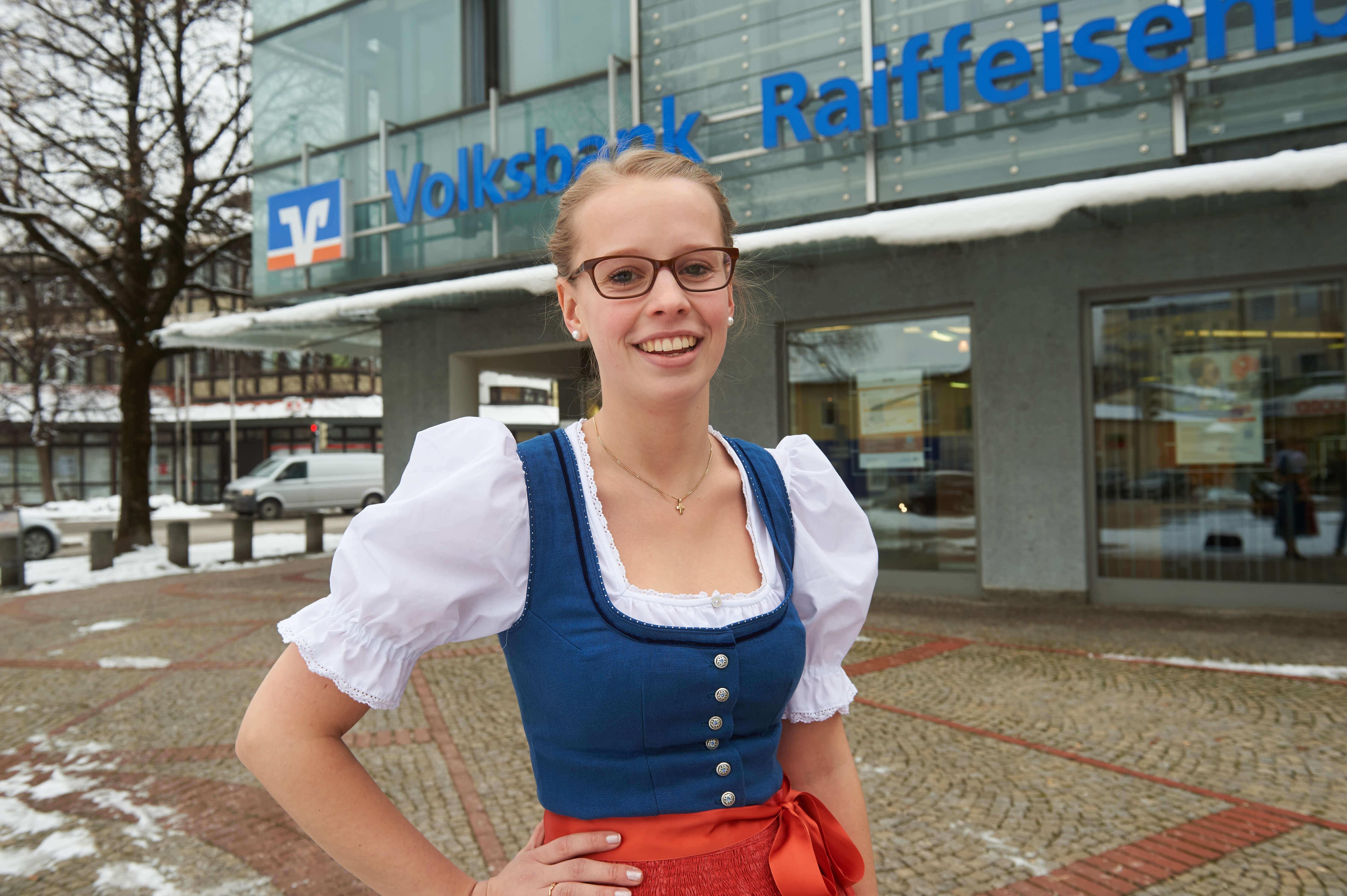 Kathis Bewerbungsfoto für next.