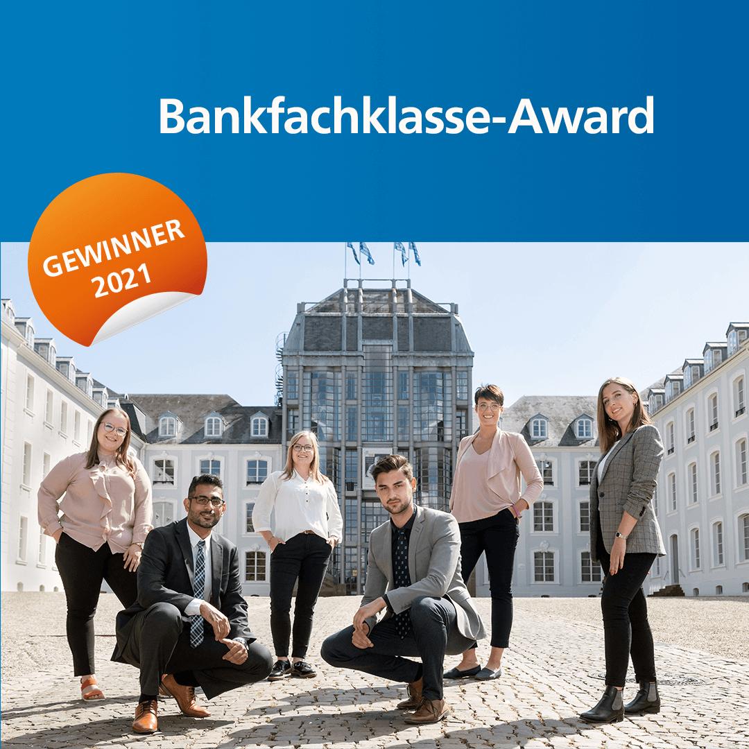 Bankfachklasse Award 2021