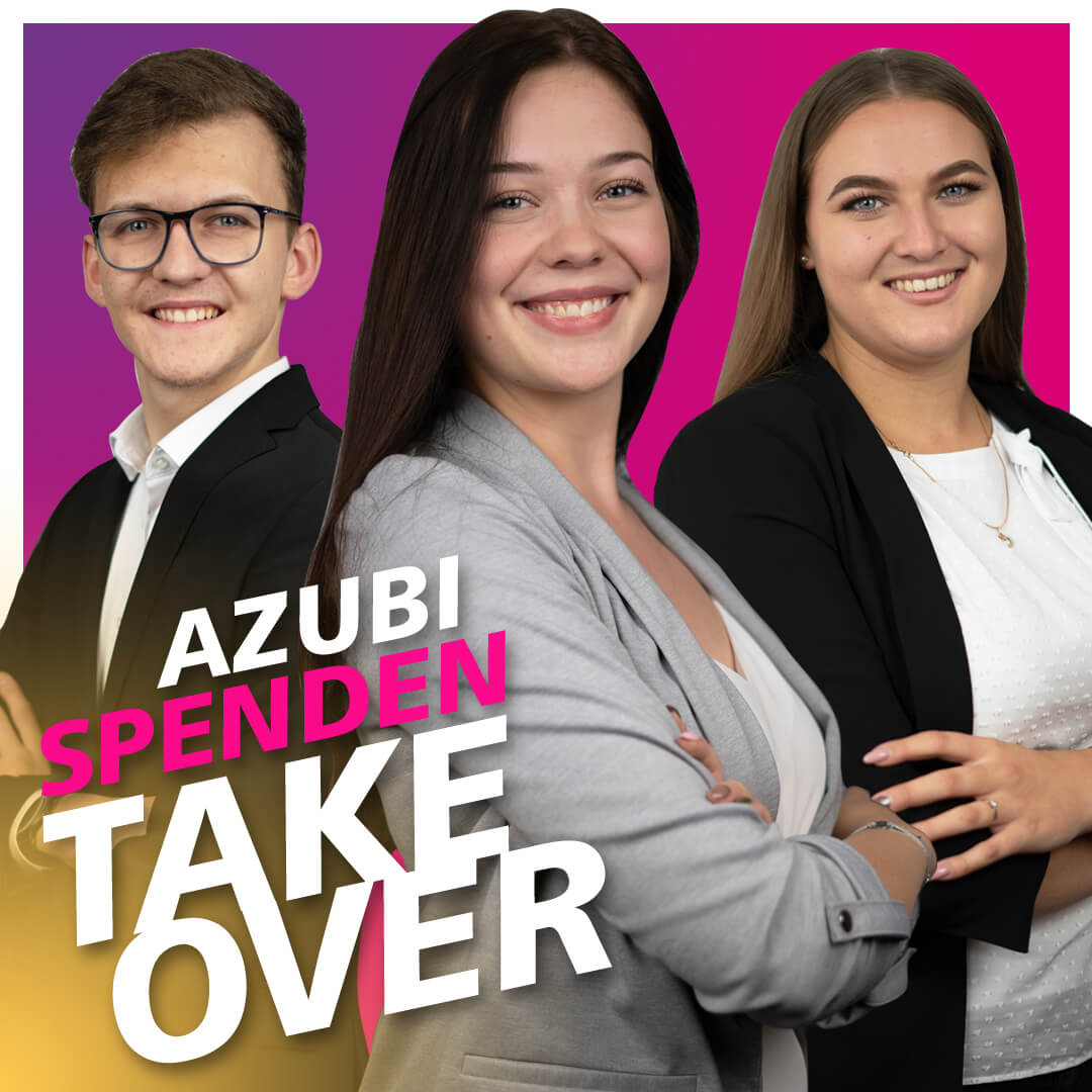 Azubi Takeover