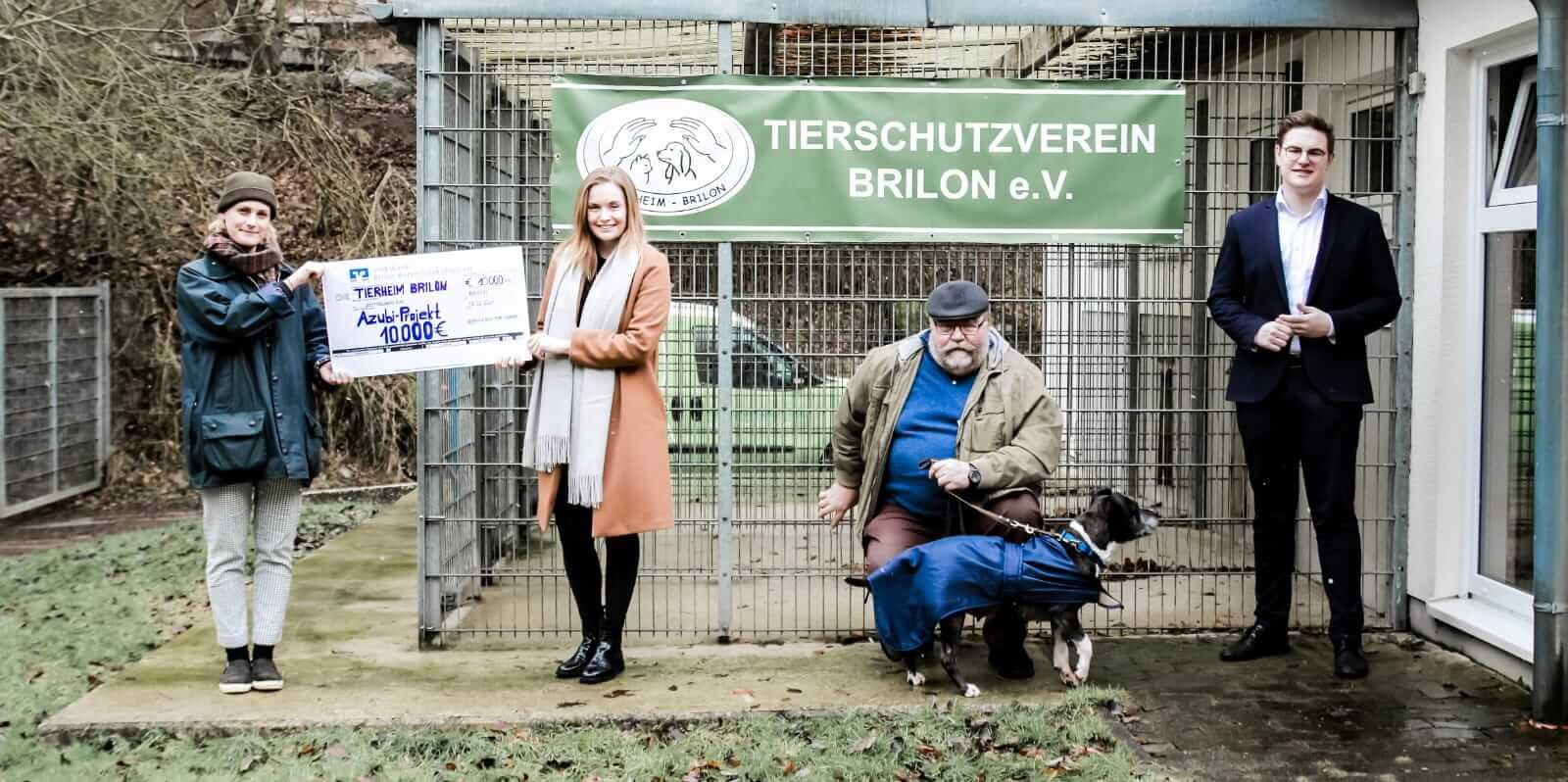 Tierschutz unterstützen