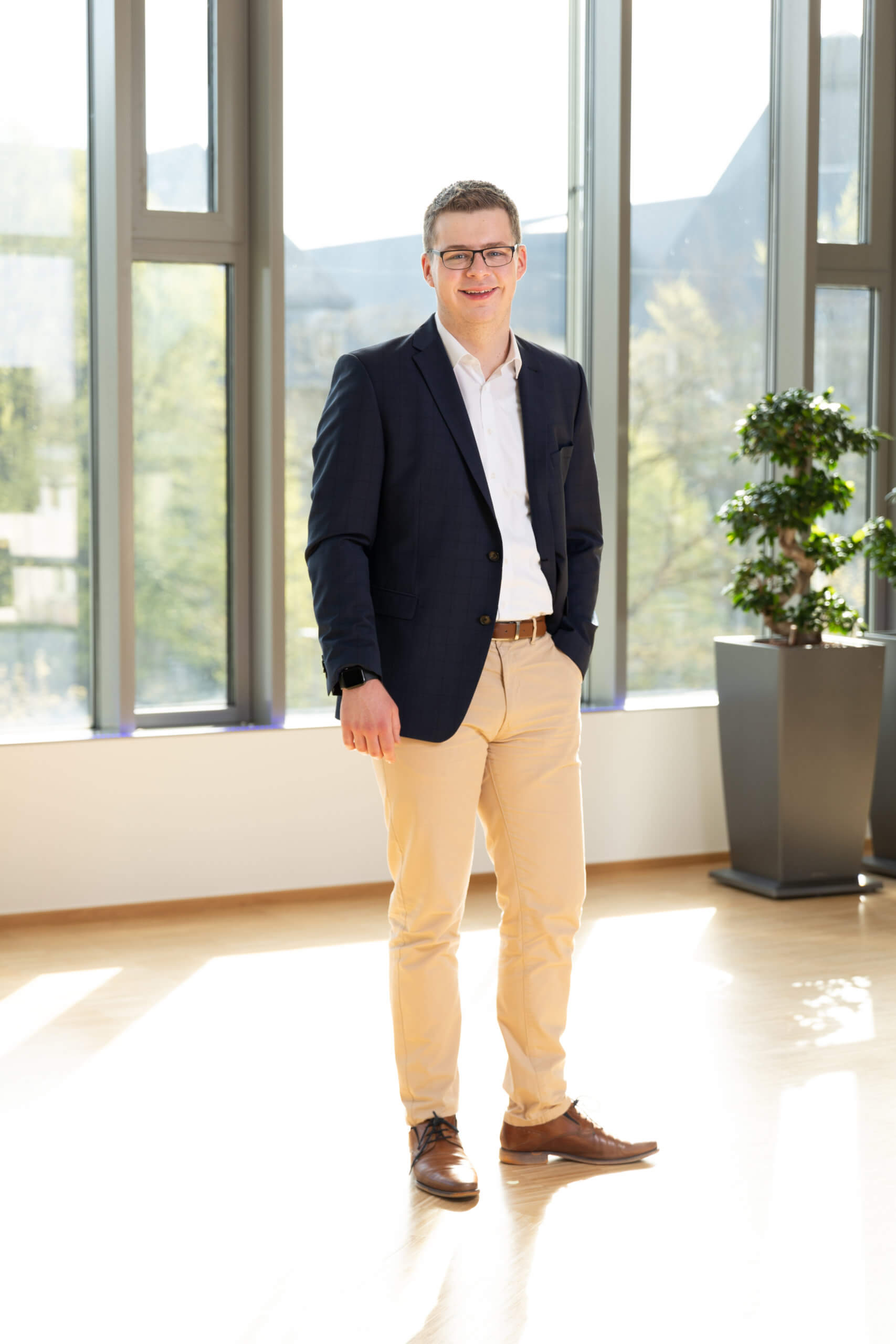 Dresscode Bankaufmann